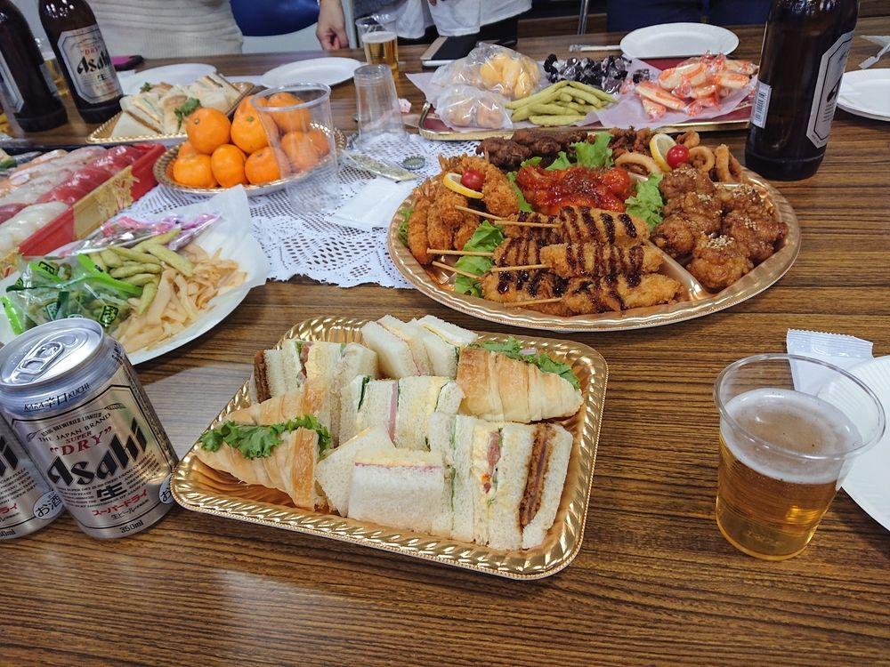 浜松市 自治会 新年会