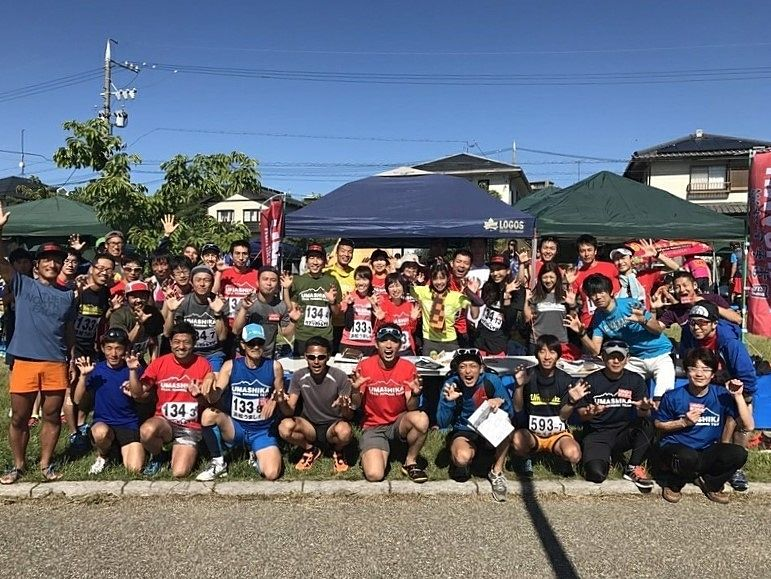 浜松のランニングクラブ・トレイルランニングクラブ「浜松うましか」