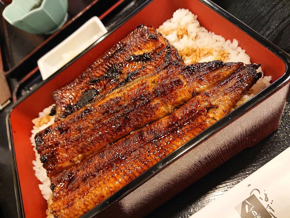 浜松と言えば…やっぱり鰻【八百徳本店】