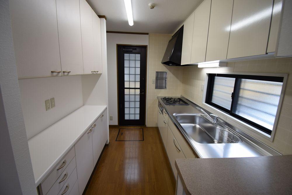 磐田市南島中古住宅 オープンハウス キッチン