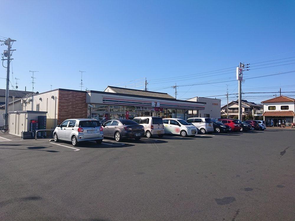 浜松市 コンビニ セブンイレブン 浜松幸町店