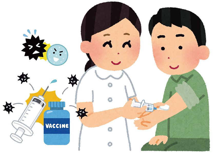 新型コロナワクチンを接種しました!