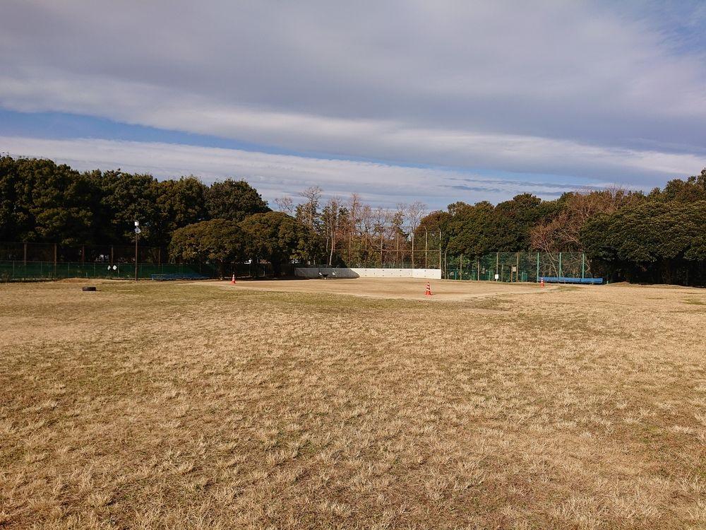 浜松市 泉運動場 ソフトボール場 たこちゅう公園