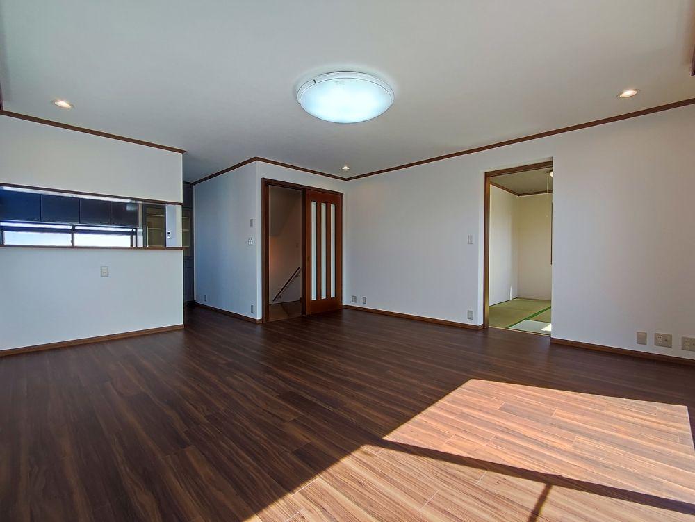 【セキスイハイム】2世帯住宅3階建中古住宅オープンハウス開催します!【東若林町】
