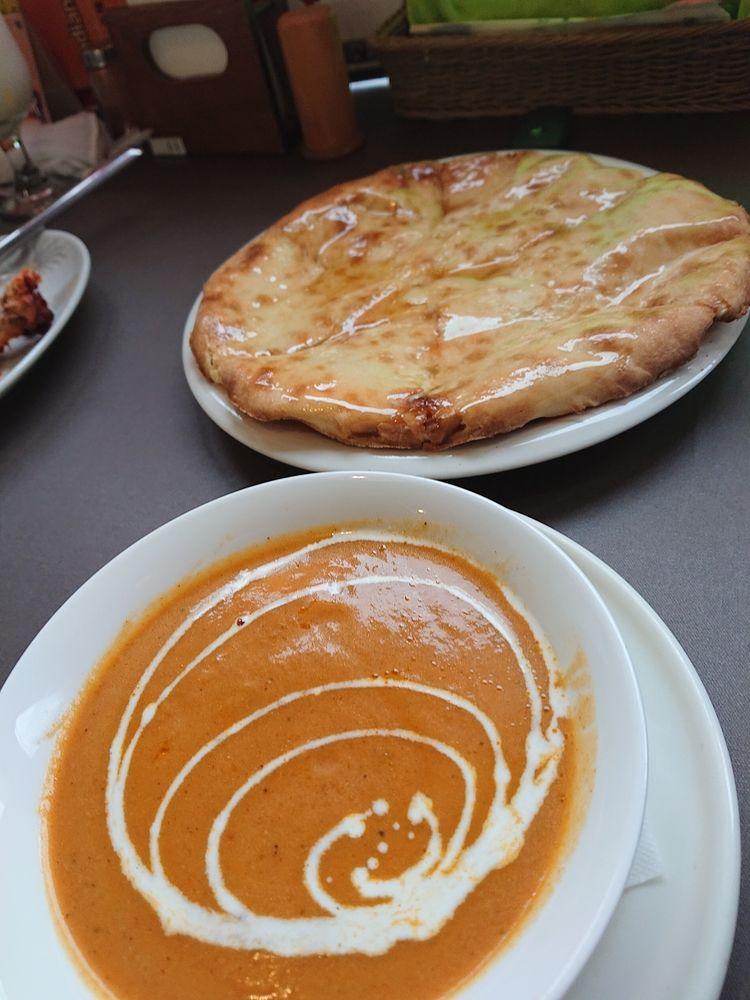 浜松市中区幸一丁目インドレストランタパでカレーを食べてきました!