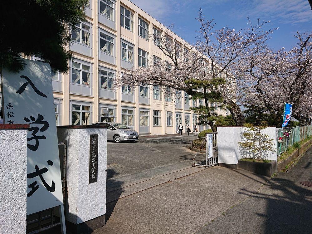 浜松市立小学校・中学校の入学式